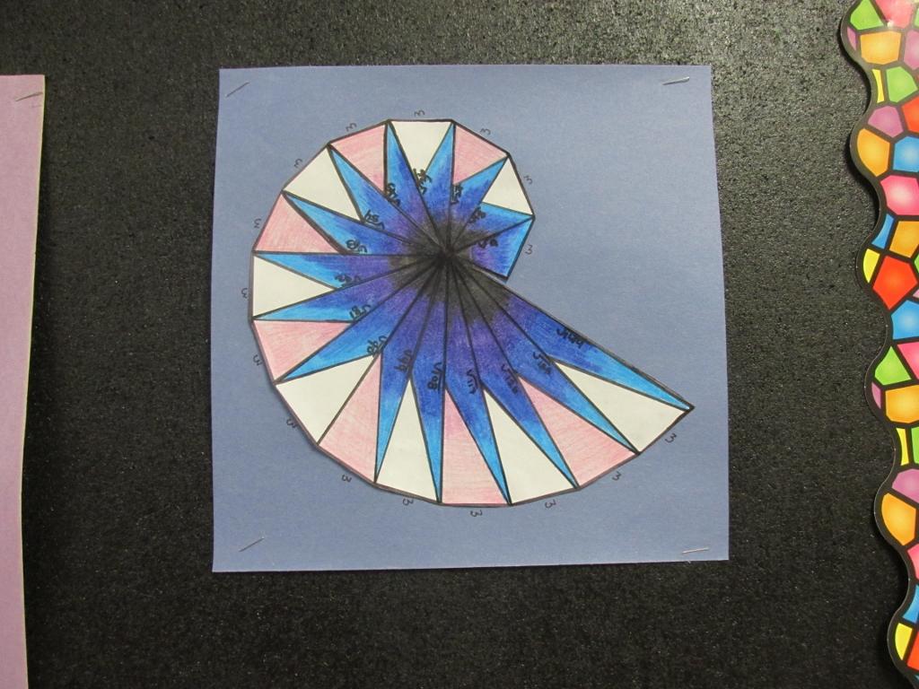 Pythagorean Snails Mr Brooks Class Ngdhs